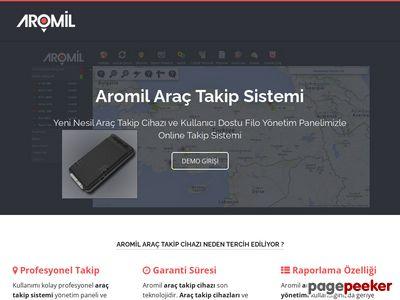 aromil.com