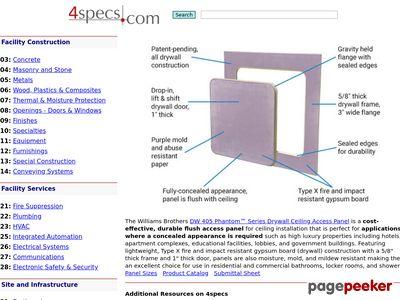 4specs.com