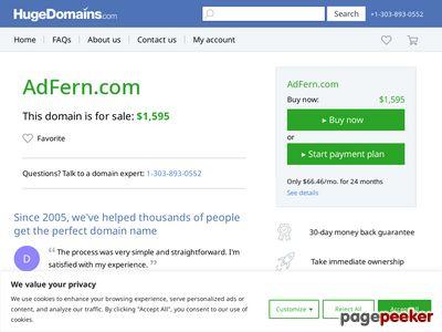 adfern.com