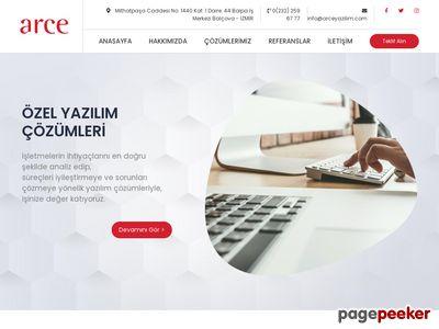 arceyazilim.com