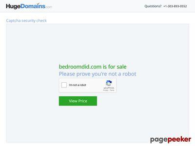 bedroomdid.com