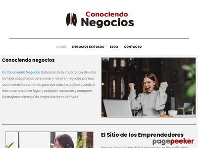 conociendonegocios.com