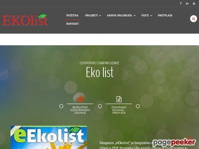 ekolist.org