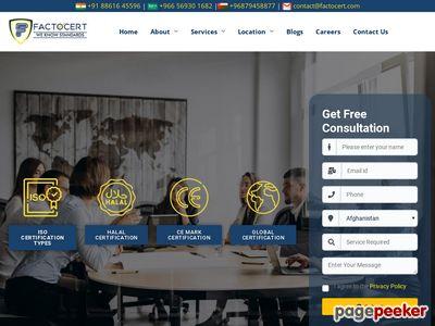 factocert.com