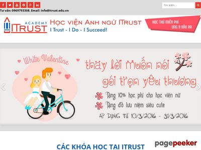itrust.edu.vn