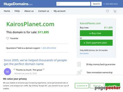 kairosplanet.com