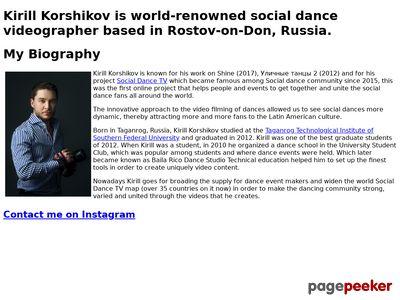 kirkorshikov.com