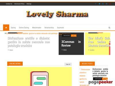 lovelysharma.com
