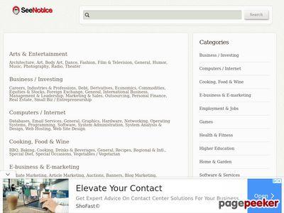 seenotice.com
