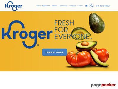 thekrogerco.com