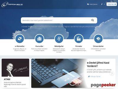 turkiye.gov.tr
