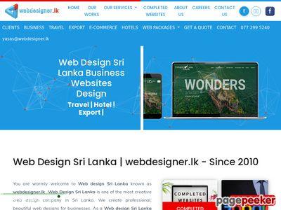 webdesigner.lk