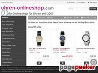 Uhren Shop uhren-onlineshop.com