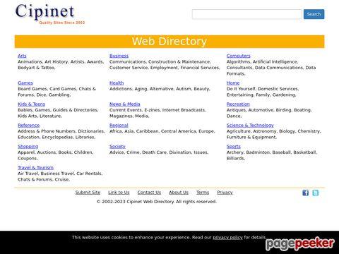 cipinet.com