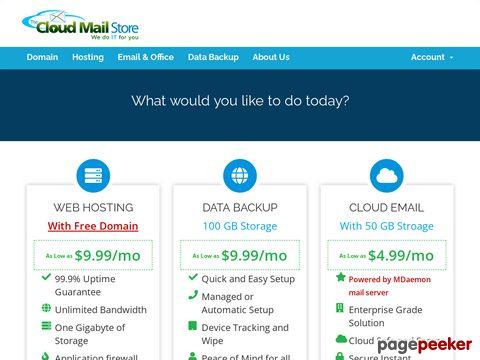 cloudmailstore.com