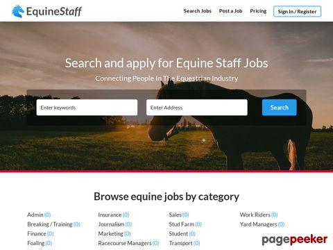 equinestaff.co.uk