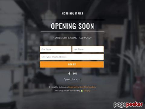 morfindustries.com